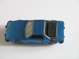 FIAT X1/9 Jet-car Norev 1974 Made In France N° 836 Bleu - Norev