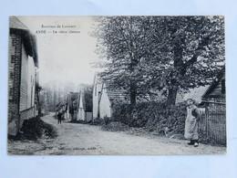 C.P.A. : 27 ANDE : Le Vieux Chemin, Animé - France