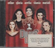 CD. DIVAS LIVE. Céline DION - Gloria ESTEFAN - Aretha FRANKLIN - Shania TWAIN - Mariah CAREY - 14 Titres - - Musique & Instruments