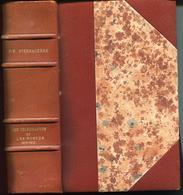 F-F STEENACKERS - LES TELEGRAPHES & LES POSTES 1870/1871 - RELIE CUIR 620 PAGES DE 1882 - NUMÉROTÉ 42/50 - LUXE & RARE - Bibliographies