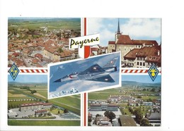 20277 - Payerne Multivues  Avion (format 10X15) - VD Vaud