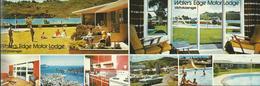 Modern Picture Postcard - New Zealand - Water's Edge Motor Lodge, Whitianga  - Unused - MPC 588 - Postcards