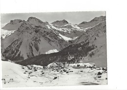 20283 - Inner Arosa Amselfluh Schiesshorn Sandhubel  (format 10X15) - GR Grisons