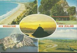 Modern Picture Postcard - New Zealand - Whakatane Heads, Bay Of Plenty  - Unused - MPC 592 - Postcards