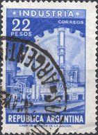 ARGENTINA 1962/1964 - INDUSTRIA - 1 VALORE USATO - Argentina