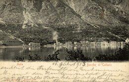 MULLA.- BOCCHE DI CATTARO   MONTENEGRO - Montenegro