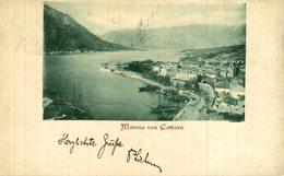 ++ 1899 ++  MARINA VON CATTARO  MONTENEGRO - Montenegro