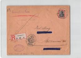 15077  STUTTGART REDWITZ - Germania