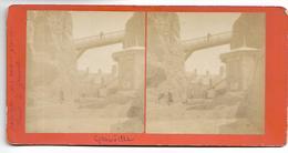 GRANVILLE - Passerelle Des Rochers - Granville