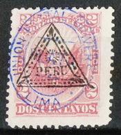 PERÙ-Yv. 68-Nuevo Sin Goma -N-12065 - Pérou