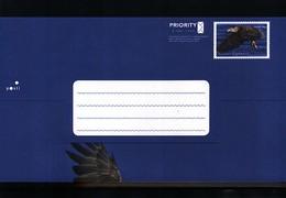 Finland 2009  Eagle Postal Stationery Postcard - Águilas & Aves De Presa