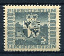 41773) LIECHTENSTEIN # 243 Postfrisch Aus 1945, 30.- € - Liechtenstein