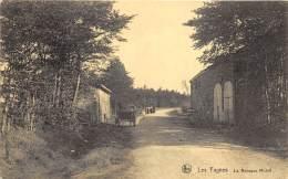 Les Fagnes - La Baraque Michel - Büllingen