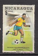 Nicaragua, Coupe Du Monde, World Cup, Foot, Football, Soccer - Coupe Du Monde