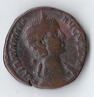 Monnaie Romaine Julia Mamée Sesterce - 4. The Severans (193 AD To 235 AD)