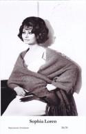 SOPHIA LOREN - Film Star Pin Up PHOTO Postcard - Publisher Swiftsure Postcards 2000 - Postales