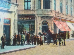 Romania Roumanie - GALATI - 1914 Casa Helder - Strada Domneasca - Shop Front - Roumanie