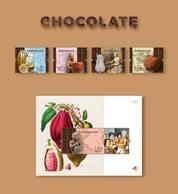 Portugal ** & Chocolate 2018 (6119) - Alimentation