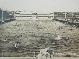 Romania Roumanie - IASI - 1932 RPPC Stranduliasilor - Swimming Pool - Roumanie