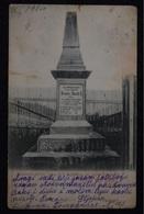 Bosnia And Herzegovina - Doboj, Monument, Denkmal Franz Josef I., Year 1904 - Bosnia And Herzegovina