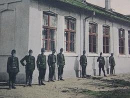 Romania Roumanie - ROMAN - Cazarma Regimentului 14 Infanterie - Military - Roumanie