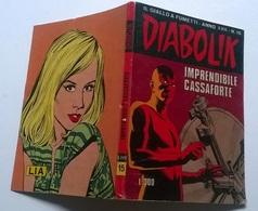 DIABOLIK N. 15 ANNO XVII LUGLIO 1978 - Diabolik