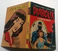 DIABOLIK N. 6  ANNO XIV MARZO 1975 - Diabolik