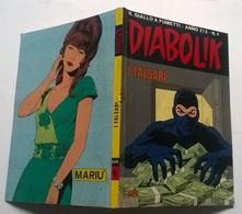 DIABOLIK N. 4  ANNO XIX MARZO 1980 - Diabolik
