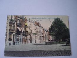 Bruxelles - Quartier Nord-Est - Square Gutenberg //used 19?? Rare - St-Joost-ten-Node - St-Josse-ten-Noode