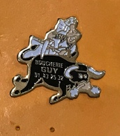 VACHE BOUCHERIE GUY - Animals