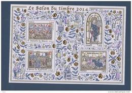 2014-BLOC N°135** LES GRANDES HEURES DE L'HISTOIRE DE FRANCE - Blocks & Kleinbögen