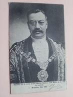 Sir MARCUS SAMUEL, LORD MAIRE De La Cité De LONDRES ( Bruxelles Mai 1903 ) Anno 1903 > Hoogstraeten ( See Photo ) ! - Hommes Politiques & Militaires