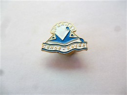 PINS EPERNAY CANOË  KAYAK   / 51 MARNE  / Base Dorée / 33NAT - Badges
