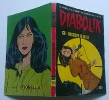 DIABOLIK N. 15 ANNO XVIII LUG. 1979 - Diabolik