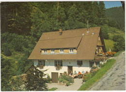 Bad Rippoldsau - Haus 'Erich Schmid', Burgbachstraße 3  - Schwarzwald - (D.) - Bad Rippoldsau - Schapbach