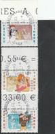 FRANCE 2008 FETE DU TIMBRE TEX AVERY YT 4149 + 4150 + 4151 - OBLITERE -                             TDA251 - France