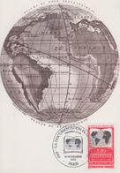 Carte  Maximum  1er  Jour    FRANCE   La  DOCUMENTATION  FRANCAISE    1985 - Cartes-Maximum