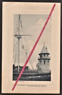 76 SAINTE-ADRESSE - LE HAVRE -- Nouveau Poste De Signaux En 1914 _ La Hève _ Sémaphore - Sainte Adresse