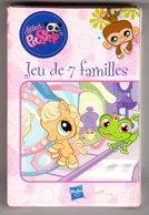 Jeu De Cartes Des 7 Familles - Littlest Petshop - Hasbro - Other