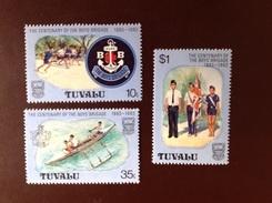 Tuvalu 1983 Boys Brigade MNH - Tuvalu