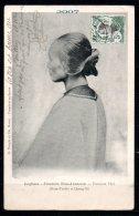 Indochine, Frontière Sino-annamite, Coiffures, Femme Thô - Postcards