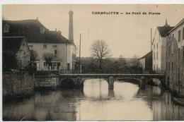 70  CHAMPLITTE   Le Pont De Pierre - Francia