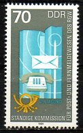 RDA. N°2505 De 1984. Téléphone. - Telecom