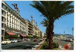 """CPSM  10.5 X 15 Alpes Maritimes NICE   La Promenade Des Anglais  """"Le Royal""""  Hôtel - Pubs, Hotels And Restaurants"""