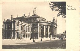 Autriche - Vienne - Wien Burgtheater - Vienne
