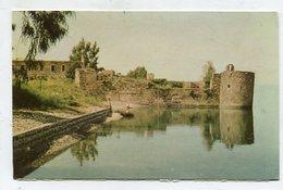 ISRAEL - AK 328012 Tiberias - Ruins Of Ancient Fortifications - Israel