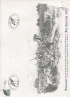 Belgie Andre Buzin Birds 3087  Herdenkingskaart  A4 + Signature Andre Buzin  & G Broux RR! - 1985-.. Pájaros (Buzin)