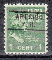 USA Precancel Vorausentwertung Preo, Locals Territories, PR Arecibo 729 - Vorausentwertungen