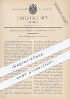 Original Patent - Thorsten Nordenfelt , Westminster , England  1886 , Entfernungsmesser | Fernglas , Objektiv , Fernrohr - Documenti Storici