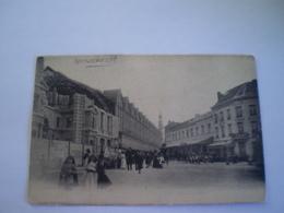 Anvers - Antwerpen ? Zijkant Station // Promotie Kaart L.Lagaert (zie Adreszijde) 19?? Zeldzaam - Antwerpen